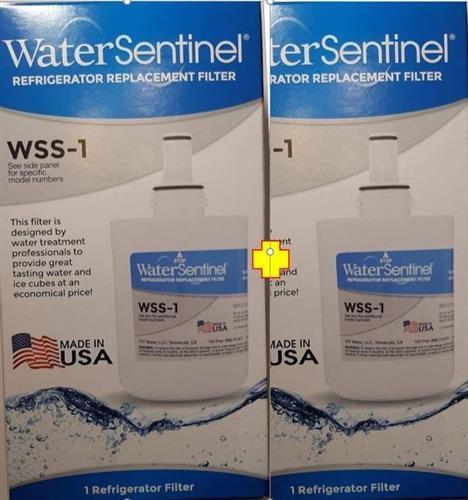 ערכה שנתית סנן מים סמסונג  אמריקני דגם  Watersentinel DA29-00003A /HUFCU1