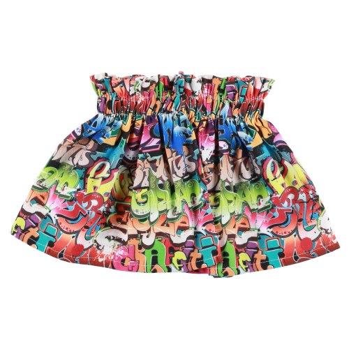 חצאית גרפיטי MISS KIDS מידות - 2-16