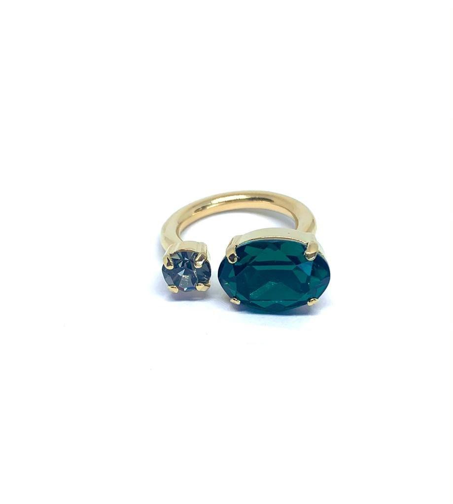 טבעת אנאבל סמפל זהב