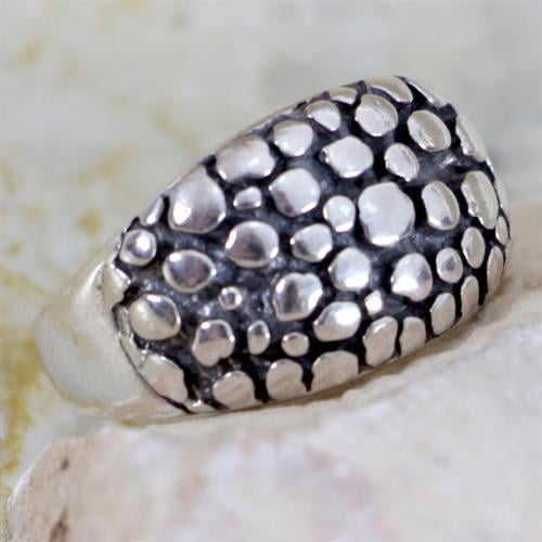 טבעת כסף מעוצבת RG6279
