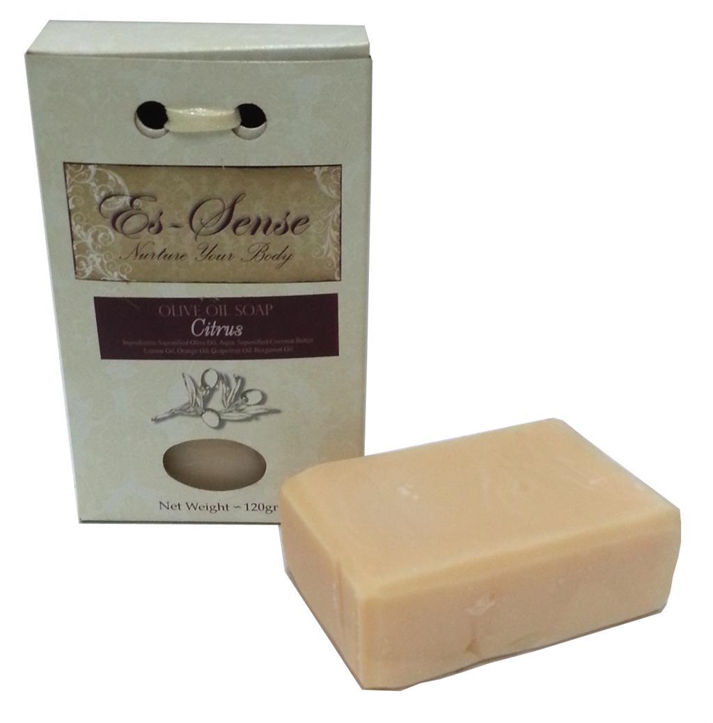 סבון שמן זית מיוחד לאקנה