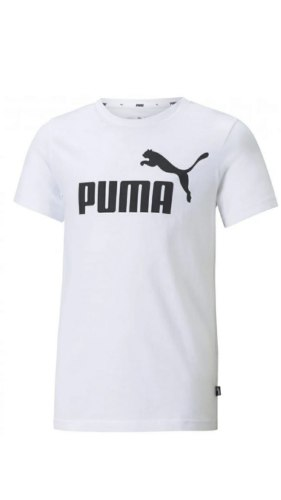 חולצת T לבנה PUMA
