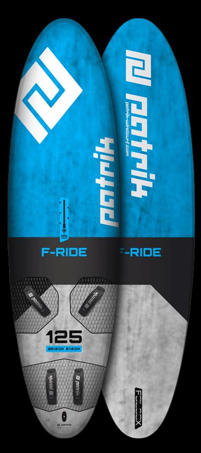 Patrik  f-ride biax glass 2021
