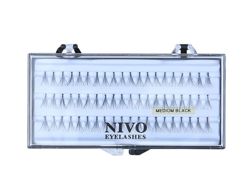 NIVO - ריסים בודדים מדיום - Medium
