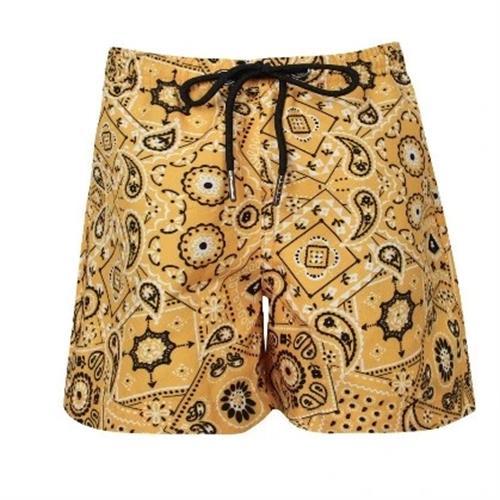 מכנס בגד ים בנדנה