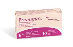 פרמנו דואו  PreMeno duo