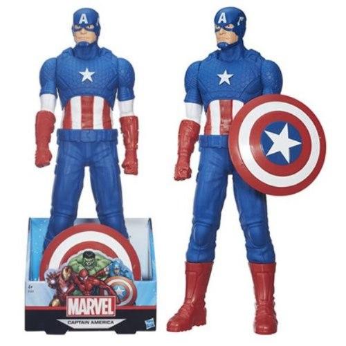 קפטן אמריקה דמות ענקית