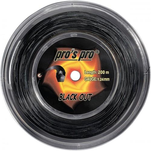סליל גידים - Pro's Pro Black Out