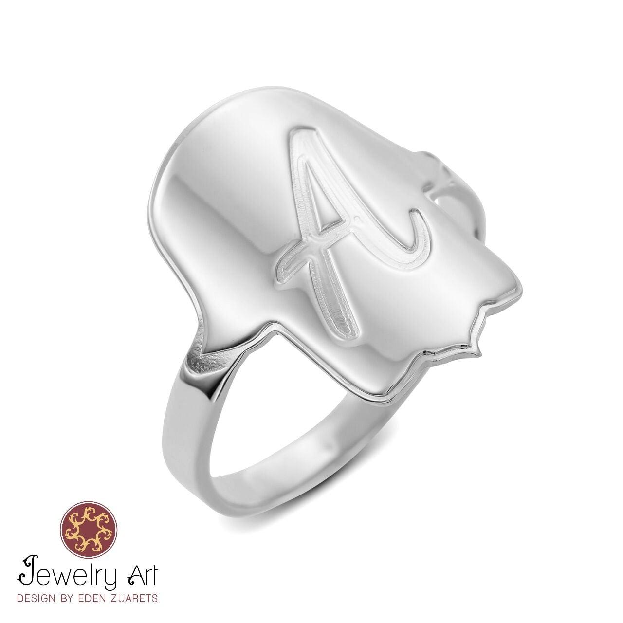 טבעת חותם חמסיקה