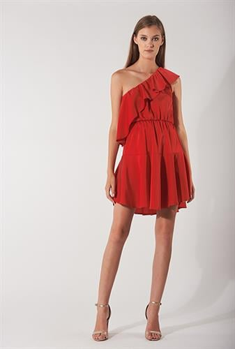 שמלת שרה אדומה