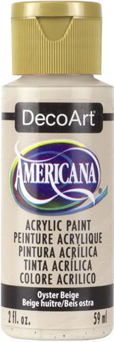 """צבע אמריקנה 59 מ""""ל Oyster Beige DA313"""