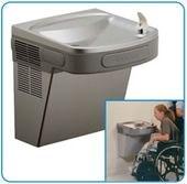 קולר מים נגישות לבעלי מוגבלויות