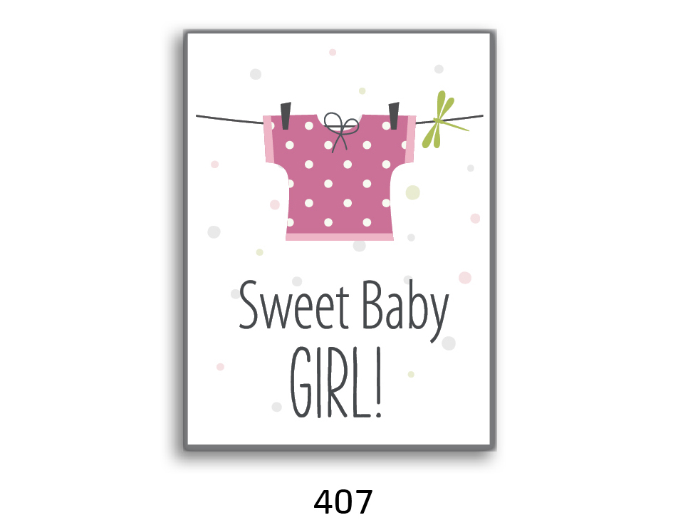 תמונת השראה מעוצבת לתינוקות, לסלון, חדר שינה, מטבח, ילדים - תמונת השראה דגם 407