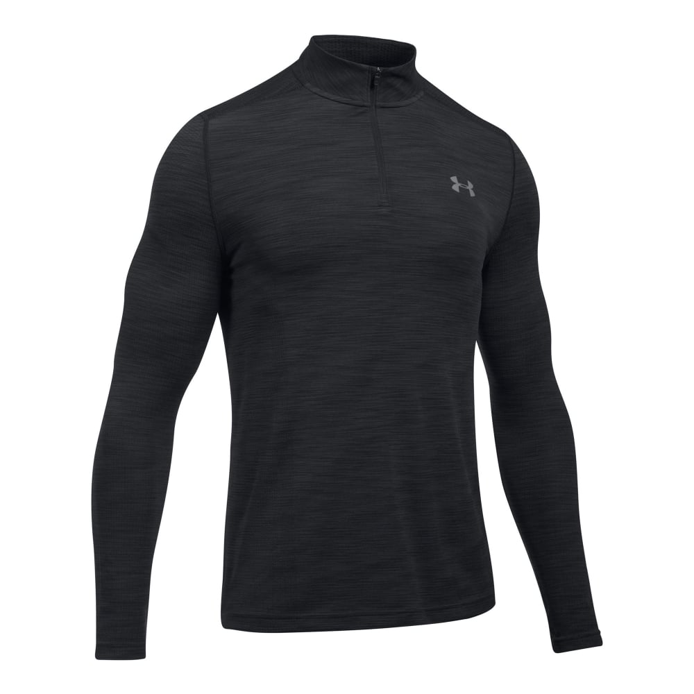 חולצה אנדר ארמור שרוול ארוך לגבר עם רוחסן 1298911-001 Under Armour men's Threadborne Seamless 1/4