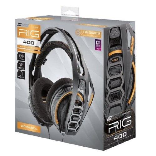 Plantronics RIG400PC אוזניות גיימינג
