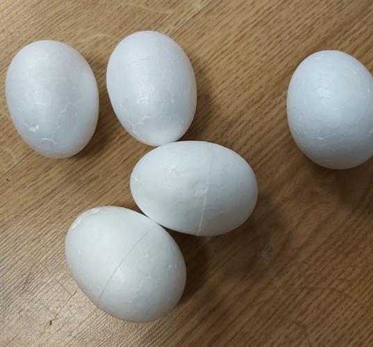 ביצי קלקר גודל 6