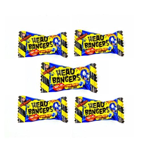חמישיית Head Bangers, בטעם פירות יער