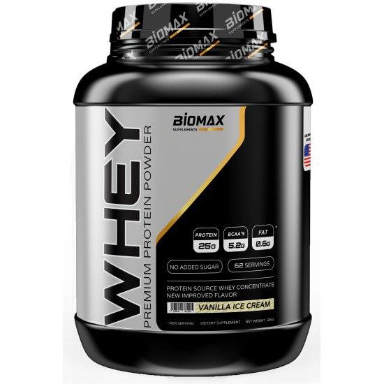 אבקת חלבון ביומקס +ATOM - כשר