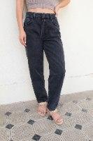 ג'ינס ניסן שחור