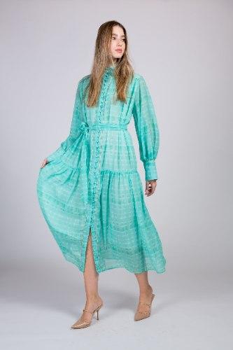 שמלת שיפון אשלי NEW 2021