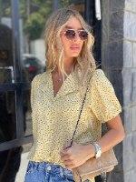 חולצת פלורידה צהוב THOMAS