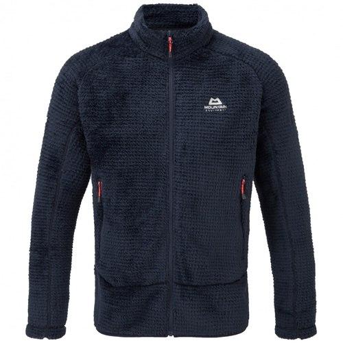 פליז כחול - אפור דגם mountain Concordia Jacket