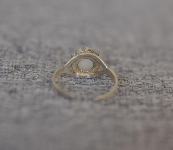 טבעת כסף 925 עיגול- שביל החלב-תכשיטים למניקות