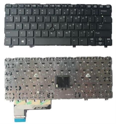 תיקון והחלפת מקלדת למחשב נייד HP EliteBook 820 Laptop 735503-001 without Frame US Layout