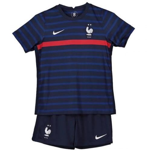חליפת ילדים צרפת בית יורו 2020