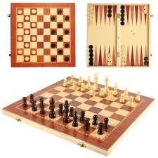 שחמט & דמקה ששבש 3 ב- 1[קטן]