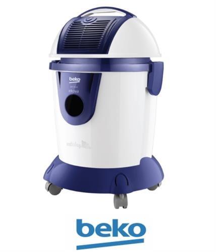 beko שואב אבק רטוב/יבש דגם BKS9118