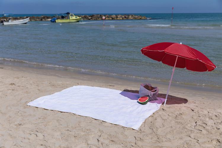 מגבת שמיכה ענקית גודל 200/200