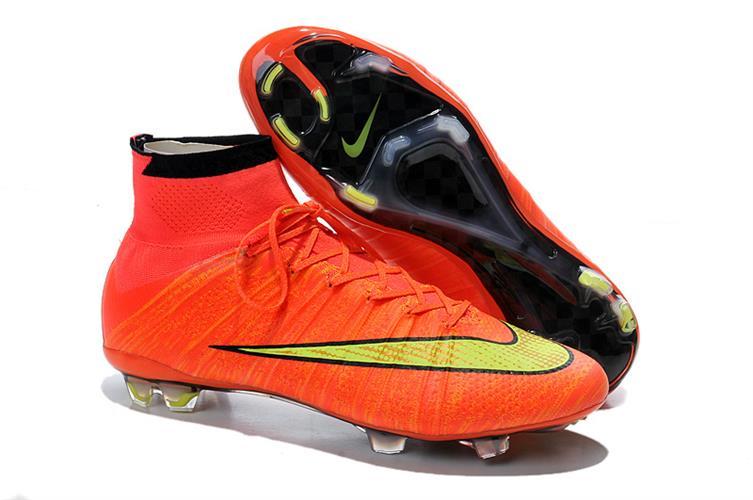 נעלי כדורגל מקצועיות Nike Mercurial Superfly FG דגם 4 מידות 39-45