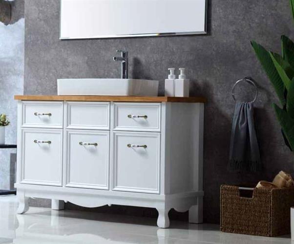 ארון אמבטיה עומד מעוצב דגם רותם ROTEM