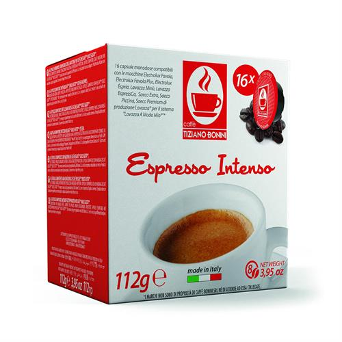 קפה בוניני INTENSO תואם לוואצה מודו מיו