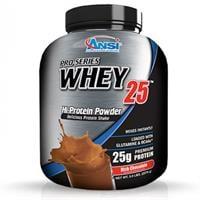 """חלבון מי גבינה אנסי וואי 25 2.3 ק""""ג Ansi Whey 25"""