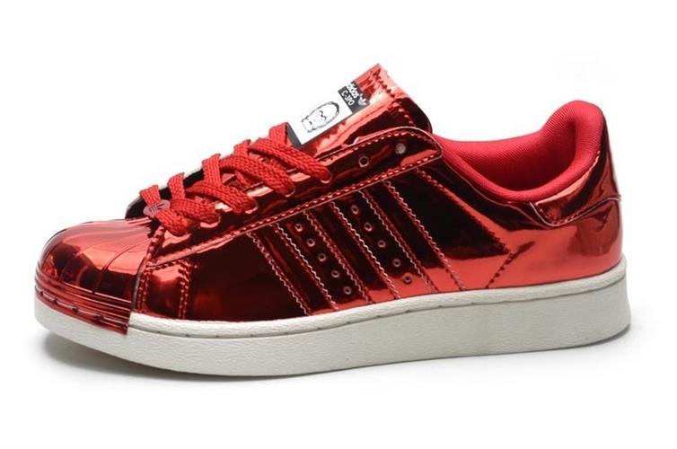 נעלי adidas superstar 80s metal toe bling יוניסקס מעוצבות מידות 36-44