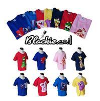 "Children colored - T shirt ""Sglageliy"" Deal single"