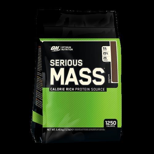 "סיריוס מאס 5.5 ק""ג - Optimum Nutrition Serious Mass - אופטימום נוטרישן"