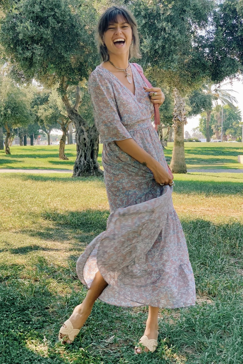 שמלת דניאלה מידי