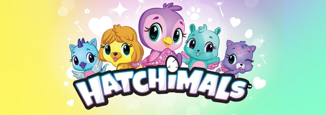 האצ'ימלס - Hatchimals - סינדיה