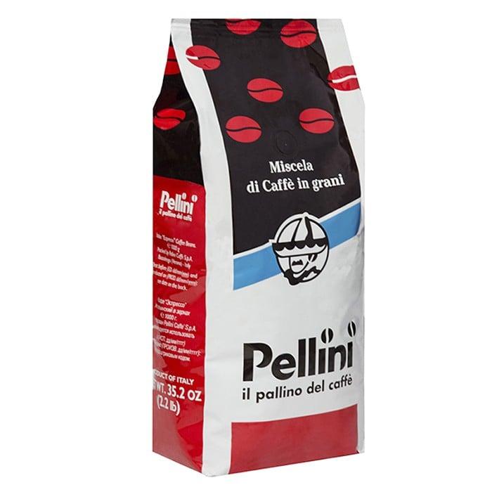 """פולי קפה פליני רוסה 1 ק""""ג pellini rossa"""