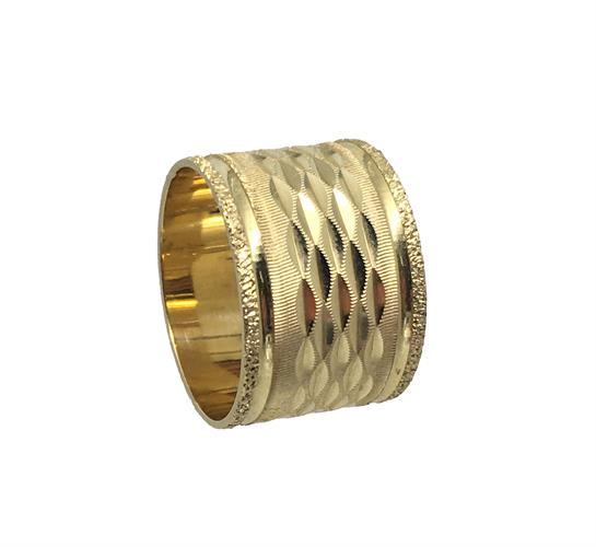 טבעת נישואין נשים זהב 14 קארט MY08160085566