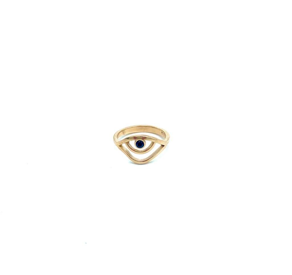 טבעת אלכס זהב