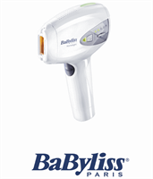 BaByliss מכשיר IPL להסרת שיער 90% פחות שיער  דגם: G-945E