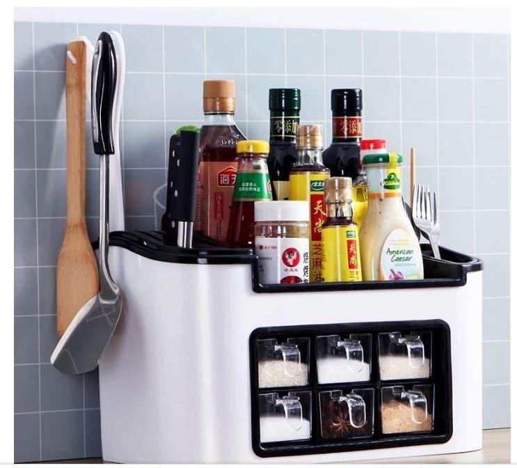 תיבת אחסון רב תכליתית למטבח
