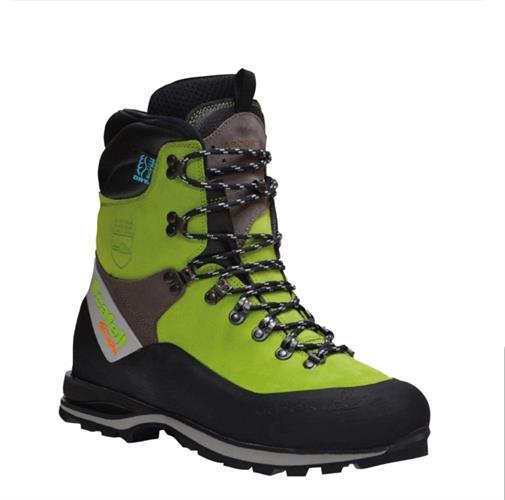 נעלי בטיחות מוגנות חיתוך Arbortec ירוק