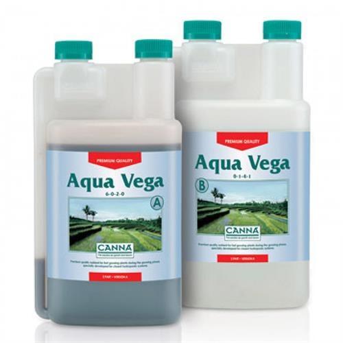 Canna Aqua Vega A B 1 Liter