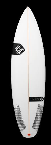 CLAYTON SURFBOARD ROX PU 5'6 איסוף מהרצליה בלבד