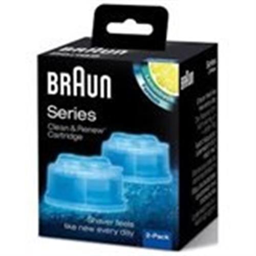 זוג נוזל ניקוי למתקן שטיפה בראון CCR2 Braun